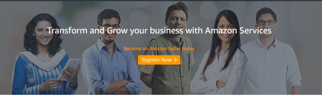 amazon seller registration process