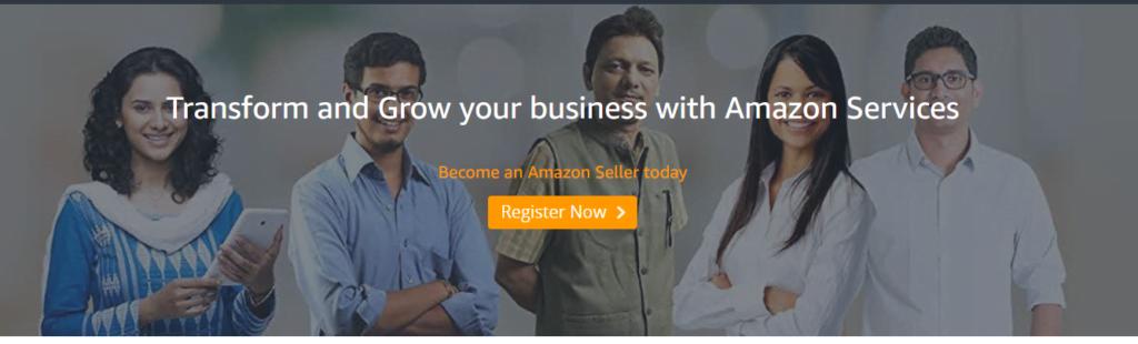amazon seller registration process