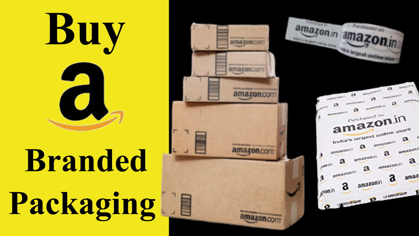 how to buy amazon branded packaging material