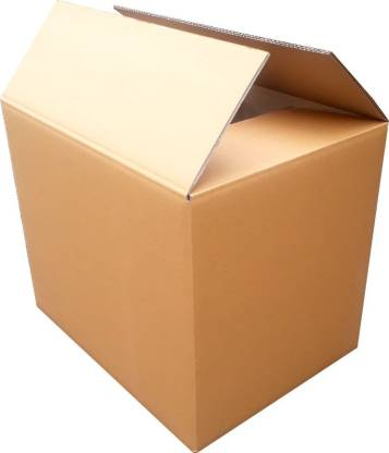 corrugated box non branded packaging