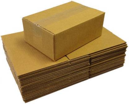corrugated box non branded