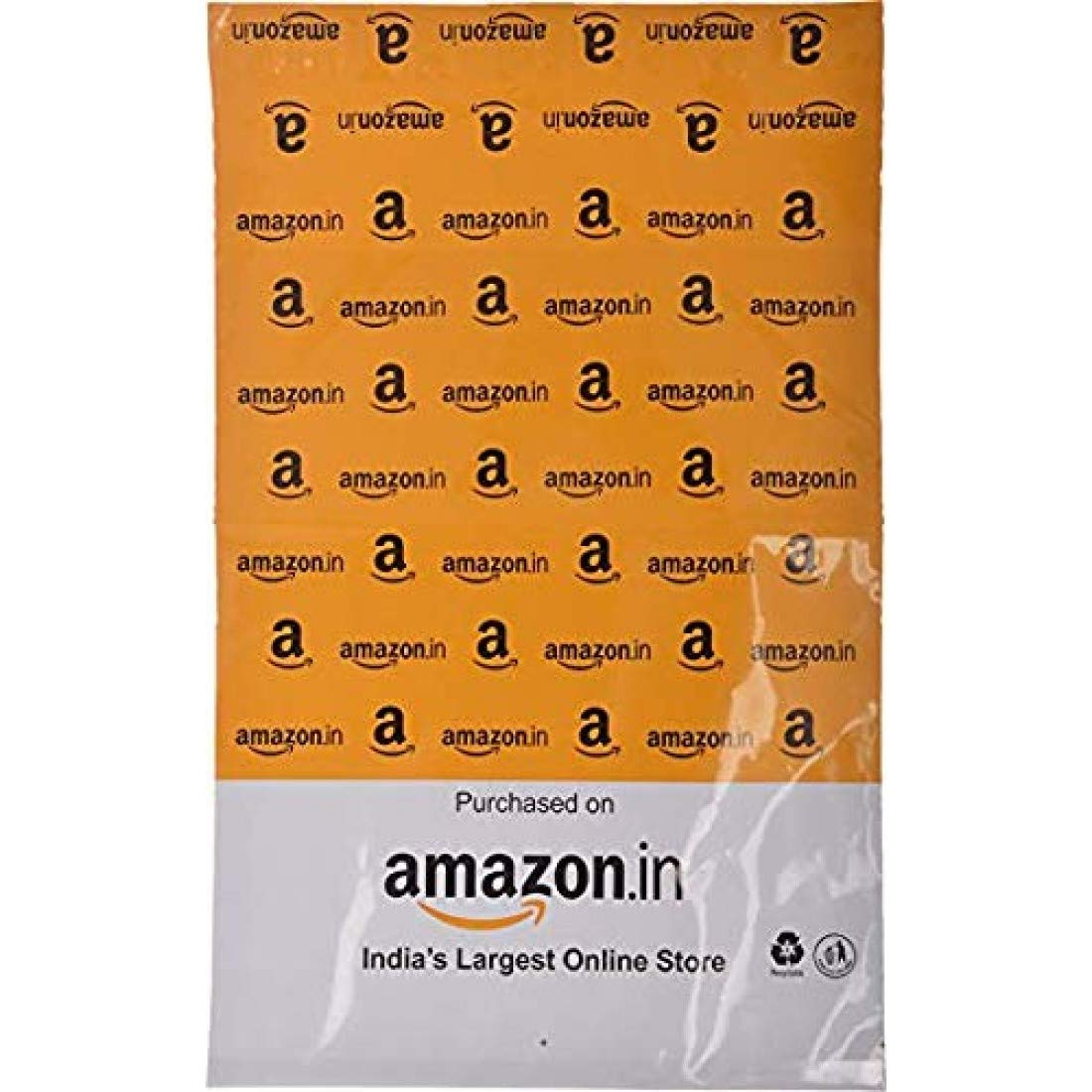 Amazon Branded Premium Non-POD Poly Bags