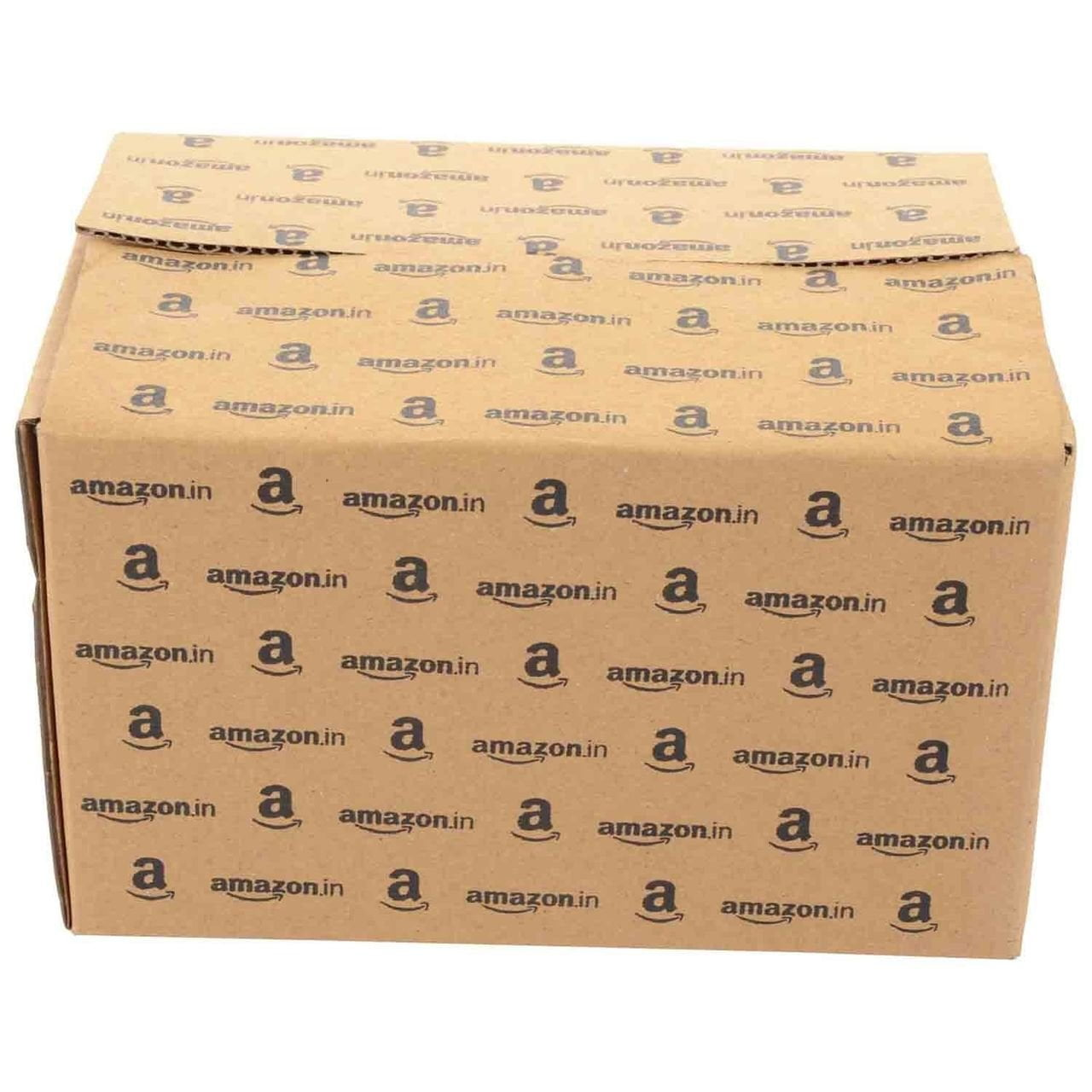 Amazon Corrugated Boxes (6 X 4 X 2 Inches)
